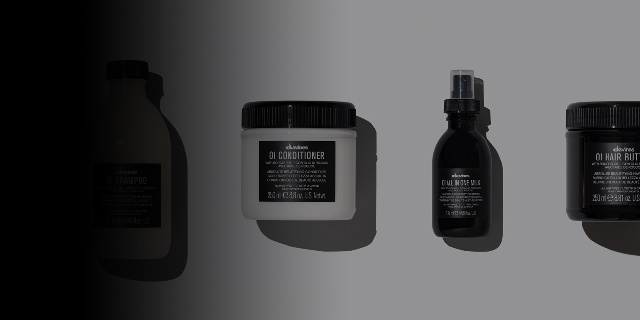 Davines OI Hair Products